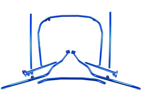 Cusco 00D 290 GK Roll Cage - Material In Dash 8Pt Safety21